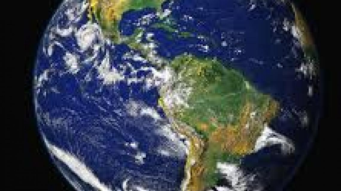 תהליכים גיאומורפיים, הידרולוגים ואקלימיים בפני השטח של כדור הארץ בטווחי זמן שונים