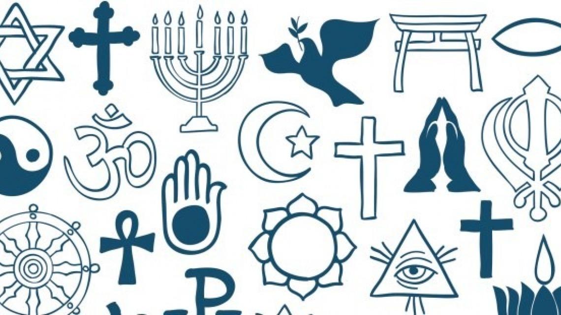 סימבוליזם וממשות בדתות העולם